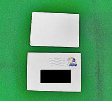�A郵便物とその内容物